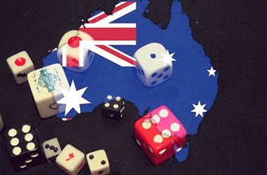 australian + online + gambling laws